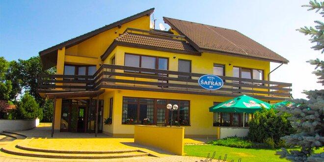 Tatranská pohoda s polpenziou vo Vile Šafrán**. Užite si dovolenku vo Vysokých…