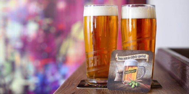 2 x 0,5 l piva Ferdinand alebo Černá Hora v Good Zone lounge bare na Obchodnej