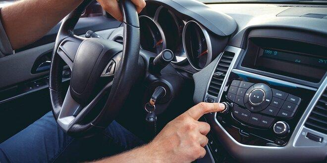 Dezinfekcia a čistenie klimatizácie a interiéru auta ozónom - aj u vás doma!