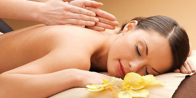 Jesenná pohoda pri hrejivých masážach