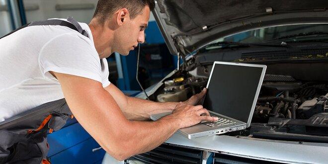 Výmena oleja a olejového filtra alebo diagnostika a prehliadka vozidla