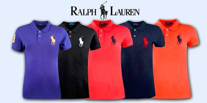 Dámske polokošele Ralph Lauren Big Pony