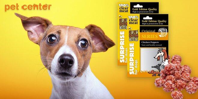 Kuracie maškrtky pre psíkov Huhubamboo Gold Edition Quality