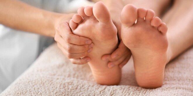 Reflexná masáž chodidiel, anticelulitídna masáž s lymfodrenážou alebo masáž…