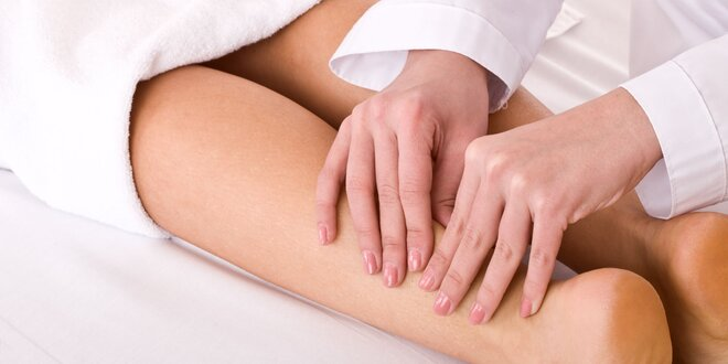 Prečistite si organizmus manuálnou lymfodrenážou celého tela