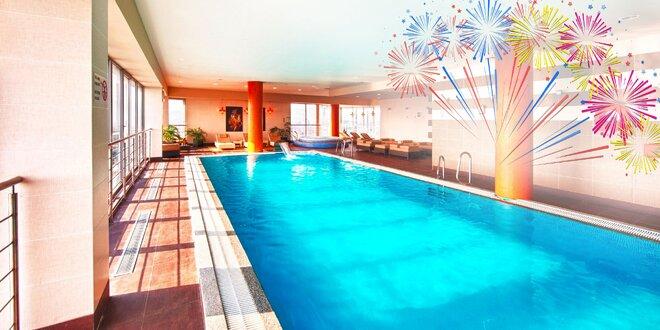 Silvestrovský pobyt v luxusnom hoteli HOLIDAY INN Žilina****