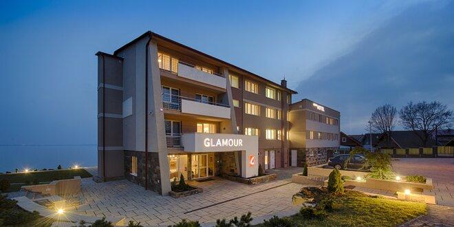Jedinečný wellness pobyt v Hoteli Glamour****