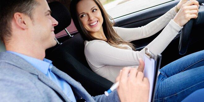 Kondičné jazdy s možnosťou výberu auta