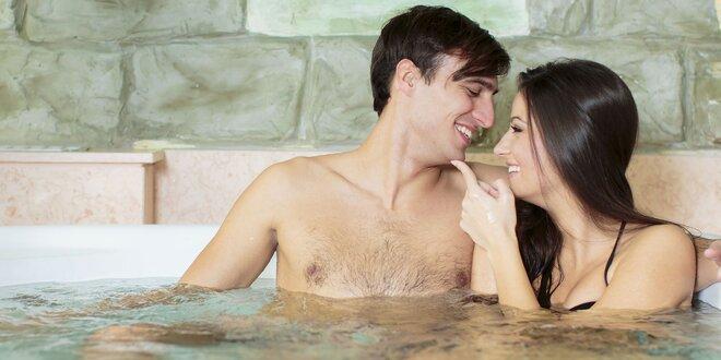 Relaxačná masáž s možnosťou wellness s privátnou jacuzzi