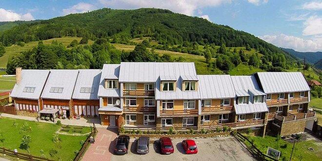 Wellness pobyt v Nízkych Tatrách v Hoteli Zerrenpach aj so skipassmi!