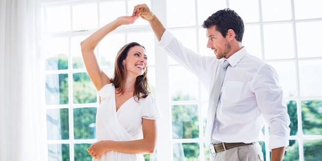 Základný či svadobný tanečný kurz pre dospelých