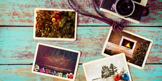 Vyvolanie fotiek na fotopapier FUJIFILM. Až 100 kusov fotiek!