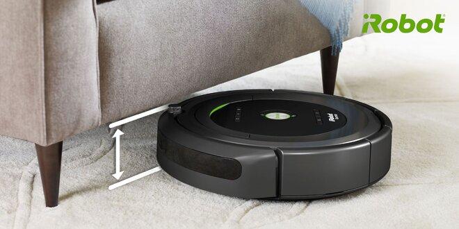 NOVINKA: Inteligentný robotický vysávač iRobot® Roomba® 681 - TOP model v sérií