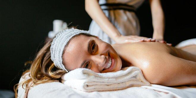 Relaxačná, uvoľňujúca alebo celotelová masáž