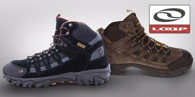 Pánska treková obuv Loap do každého počasia