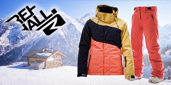 Dámske zimné oblečenie značky Rehall. Na snowboard a lyže!