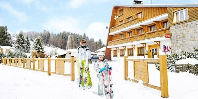 Nezabudnuteľný wellness pobyt, super lyžovačka i Silvester v Písku u Jablunkova