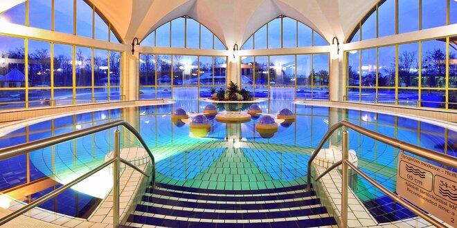 Maďarský wellness hotel s polpenziou a termálmi