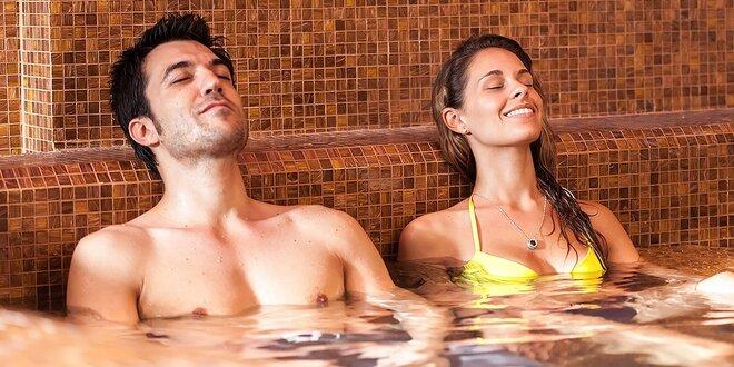 Relaxačný pobyt pre 2 osoby - varianty aj so vstupom do kúpeľov SPA & AQUAPARK Turčianske Teplice