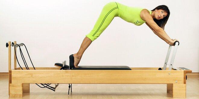 Špeciálne pilates cvičenia a blackroll cvičenia pre správne fungovanie chrbtice…