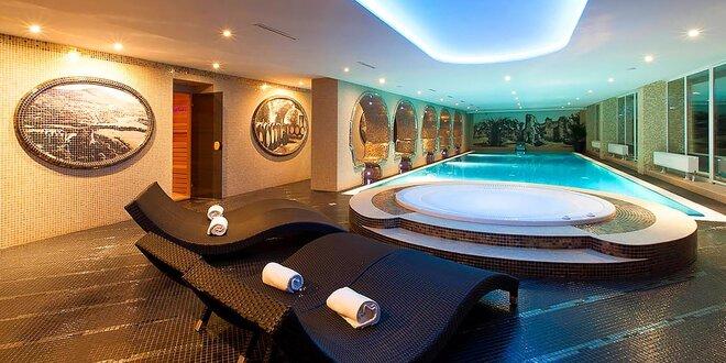 Letný pobyt vo wellness Hoteli VINNAY***