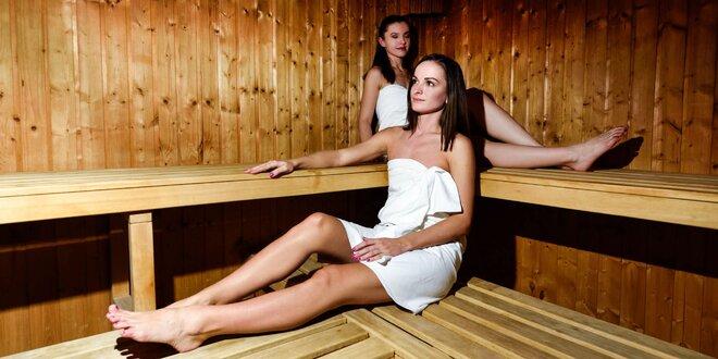 Privátna sauna aj so saunovým ceremoniálom a masážou ramien a chrbta