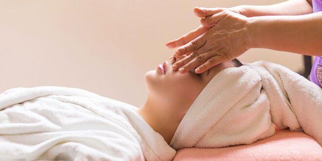 Energeticko-terapeuticko očisťujúci balíček pre ženy s masážou a telovou…
