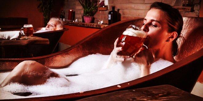 Božský pobyt pre 2 osoby na 3 dni s relaxačnými procedúrami v Rožnovských pivných a morských kúpeľoch