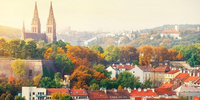 Rodinný pobyt v centre Prahy v hoteli Marie-Luisa***, dieťa do 3 rokov zdarma!
