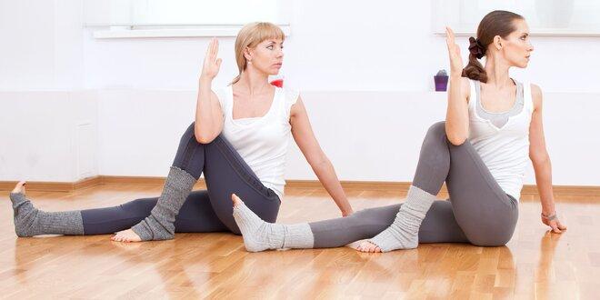 Individuálna lekcia Pilatesu - 60 minút aktívneho formovania postavy