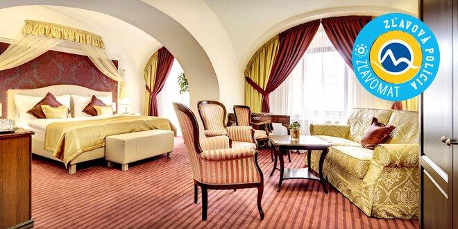 Bohatý pobyt v kežmarskom hoteli Hviezdoslav**** s neobmedzeným wellness -…