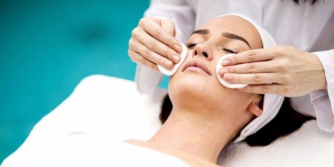 Hĺbkové čistenie ultrazvukom aj s ozonizérom, diamantová mikrodermabrázia alebo…