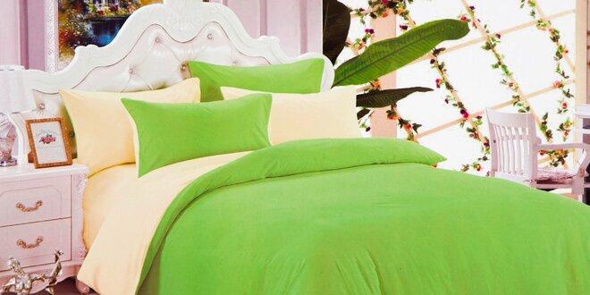 Luxusné 7-dielne posteľné obliečky zo 100 % bavlny
