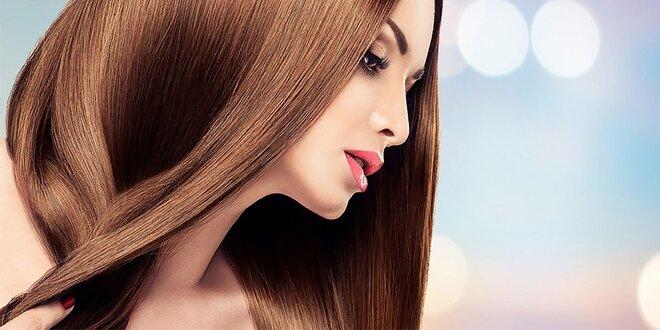 Nový strih alebo farba a regenerácia pre vaše vlasy