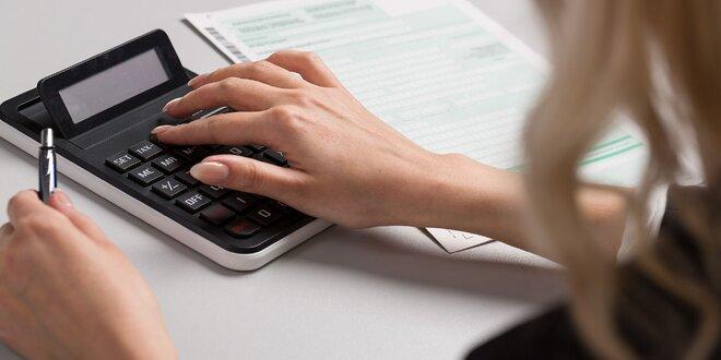 Vypracovanie daňového priznania