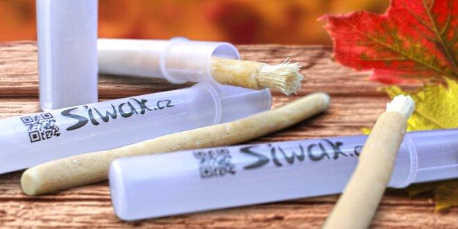 Späť ku koreňom - prírodná kefka Siwak pre zdravé zuby