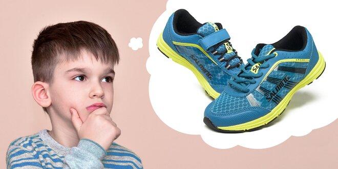 Detská a juniorská bežecká obuv Salming