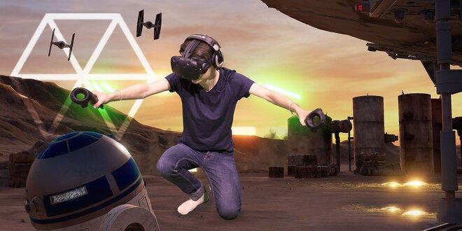 DARKSIDE VR - dobrodružná virtuálna realita už aj v Žiline