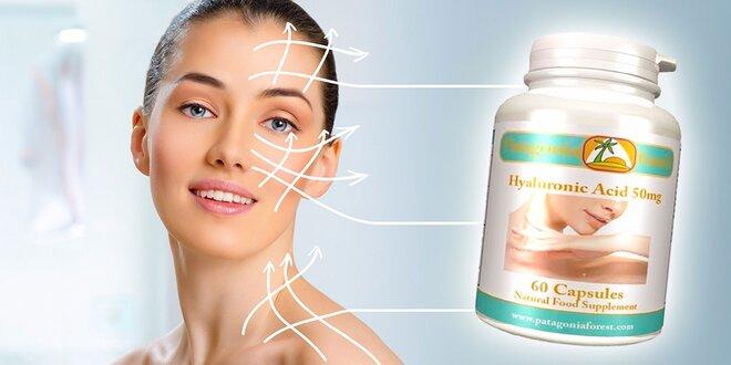 Kyselina hyalurónová - dokonalé omladenie pleti zvonku aj z vnútra