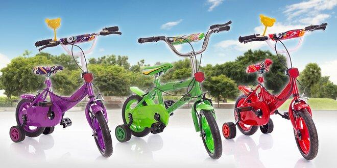 Detský bicykel