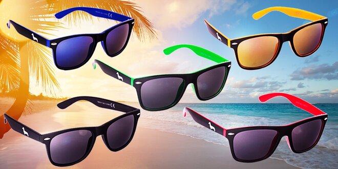 Originálne značkové slnečné okuliare Wayfarer