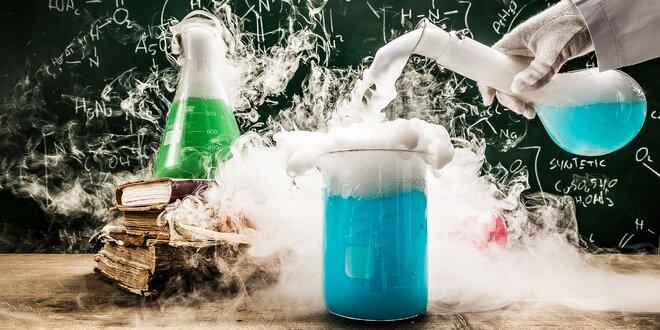 Zachráňte svet v tajnom laboratóriu!