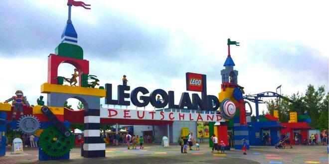 Navštívte nemecký Legoland!