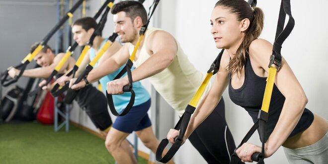 Efektívne TRX cvičenie vo FANYGYM