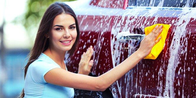 Umývanie a tepovanie vášho auta