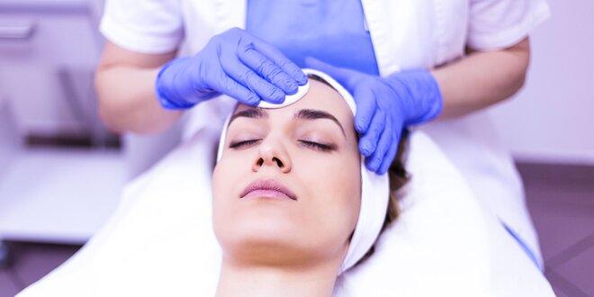 Hĺbkové čistenie s liftingovou masážou