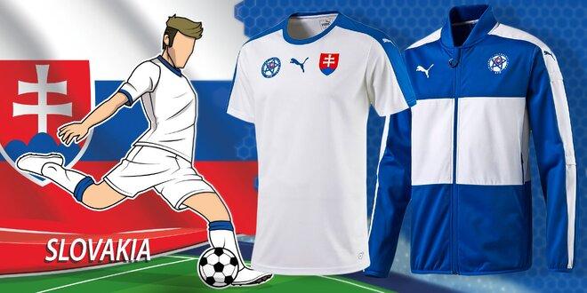 Oficiálne oblečenie slovenskej reprezentácie