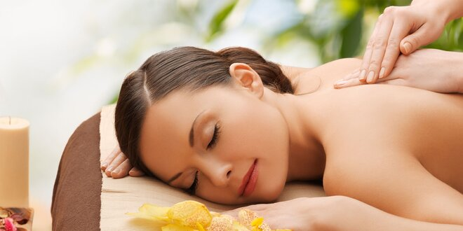 Klasická masáž a rašelinový zábal