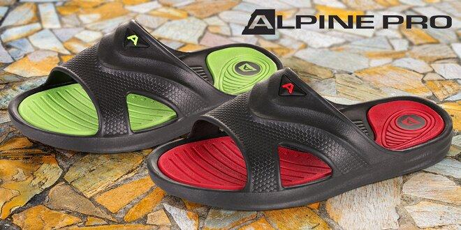 Pánské ľahké šľapky Alpine Pro