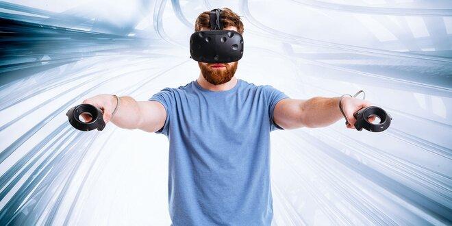 60 minút virtuálnej reality v ChillPoint